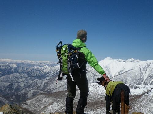 2011.04.01 茶臼岳登山ルート視察 007