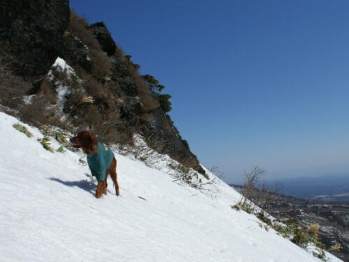 殺生石から茶臼登山ルート-14