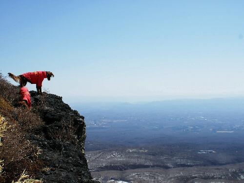 2011.04 茶臼登山初ルート-1