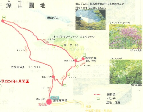 深山園地図面1