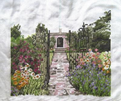 英国庭園0816
