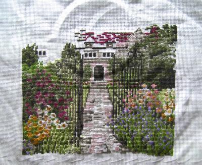 英国庭園0820