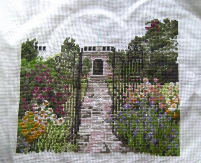英国庭園0818