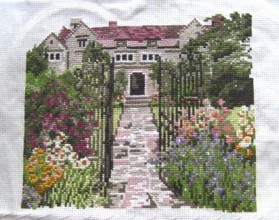 英国庭園0821