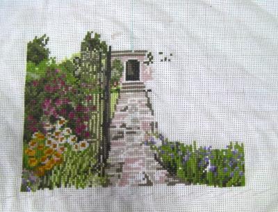 英国庭園0811