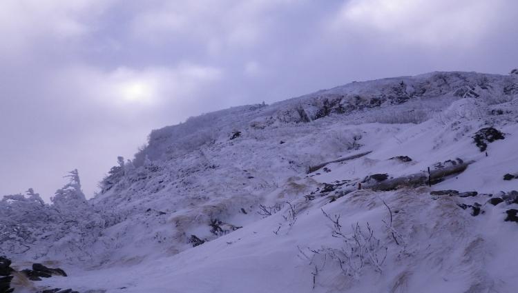 硫黄岳09