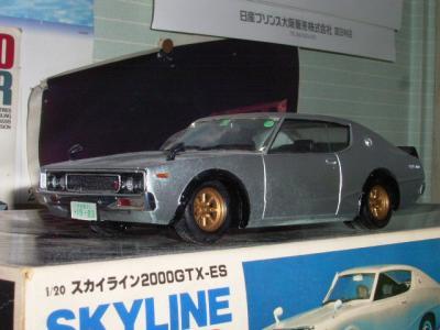 アオシマ・C110GTR1