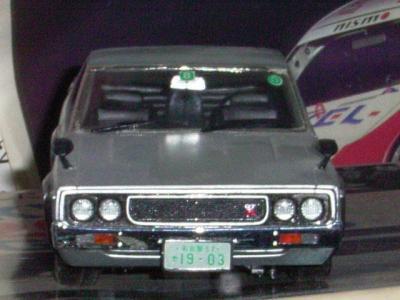 アオシマC110GTR3