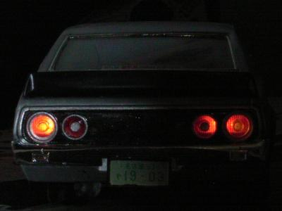 アオシマC110GTR11