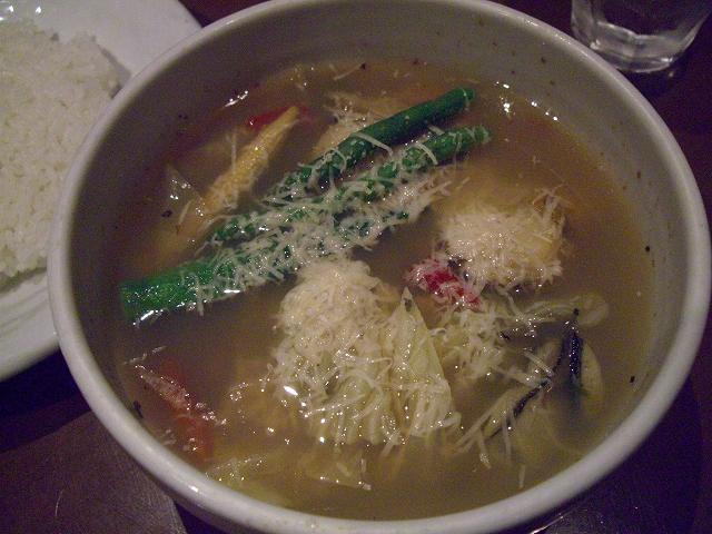 ホタテとカキ+チーズ_サイゴン(フエ)_20071223チーズオン