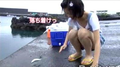 萩原舞DVD『萩原舞in八丈島』02