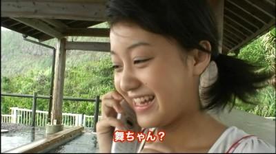 舞美ちゃんに確認の電話