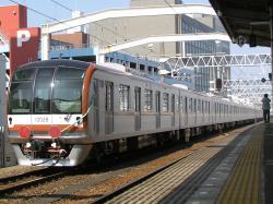 東京メトロ10000系甲種輸送04