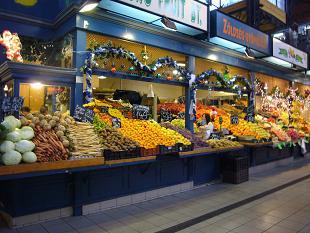 P1020876ブダペスト 中央市場 1