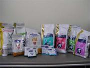 さまざまな猫の尿石症対応フード