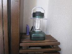 灯油缶カバー