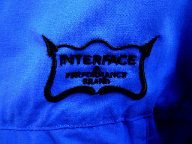 INTERFACE 3LAYER NYLON JKT