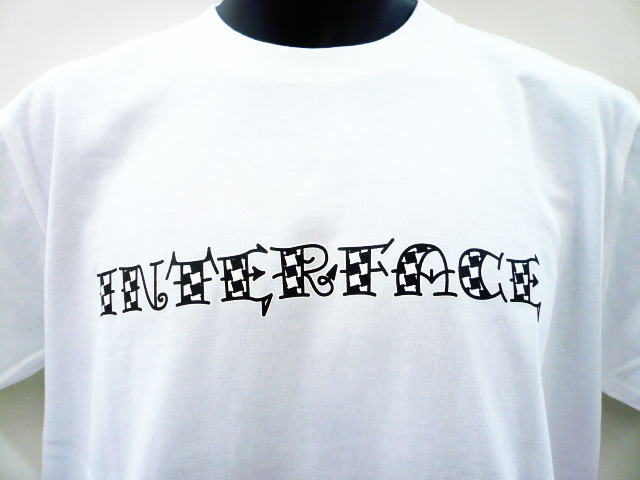 INTERFACE CHECKER TEE