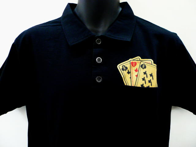 SOFTMACHINE THREE CARD POLO