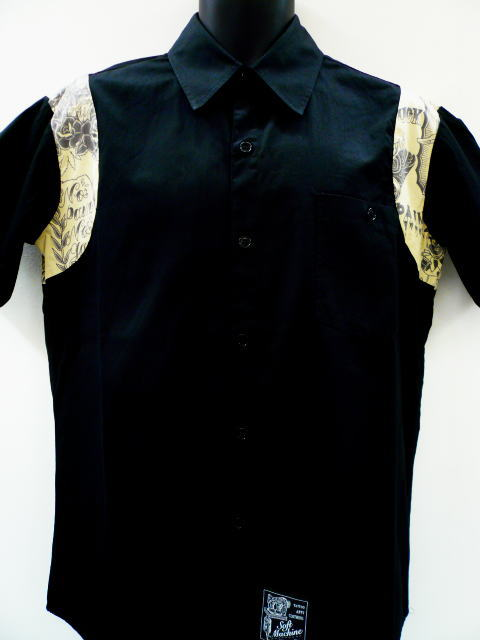 SOFTMACHINE SWITCH SHIRTS S/S