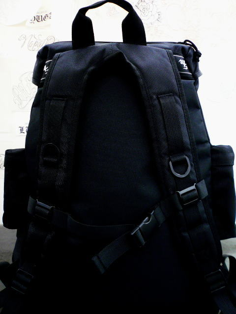 SOFTMACHINE MISSION BACK PACK