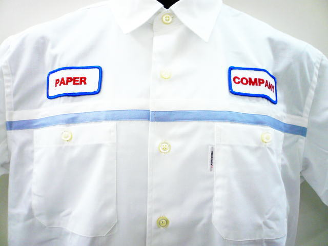 INTERFACE PAPER COMPANY S/S WORK SH