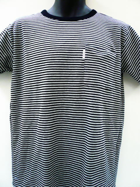 INTERFACE BORDER REVERSIBLE TEE