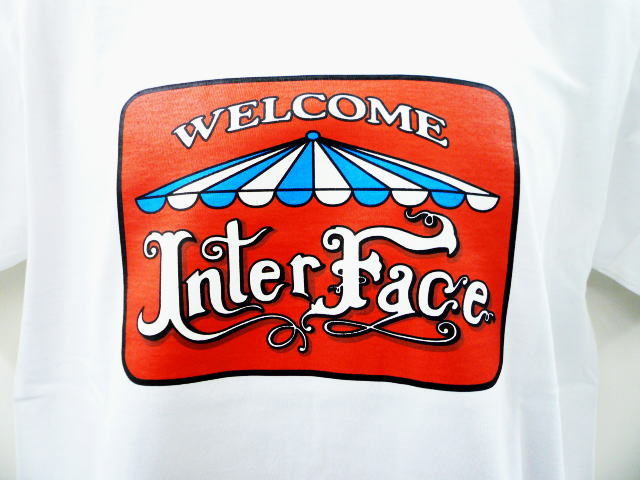 INTERFACE WELCOME TEE