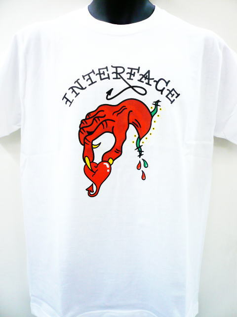 INTERFACE SATAN HAND TEE