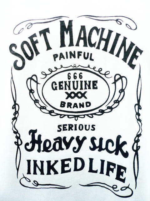 SOFTMACHINE HEAVY SICK-T