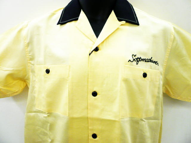 SOFTMACHINE FLAT TOP SHIRTS