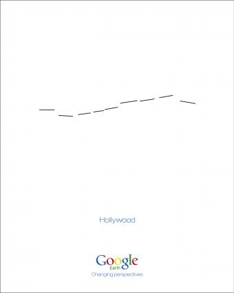 Google Earth - Changing Perspectives [Hollywood]