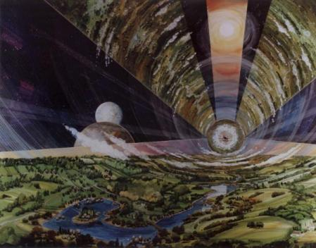 SPACE COLONY ART FROM THE 1970S_1