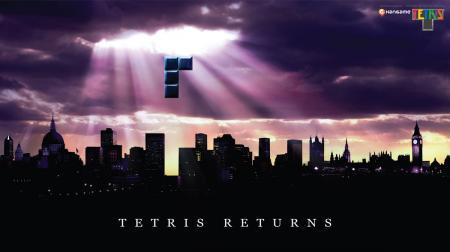 Hangame Tetris_London
