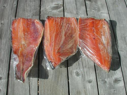 smoke salmon 2012