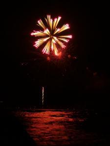 ★江の島の花火★