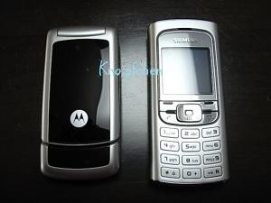 ドイツの携帯