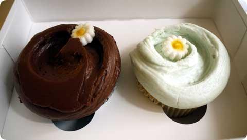 マグノリアベーカリー カップケーキ