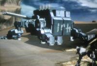 ACfA 巨大4脚兵器「フォートレス」