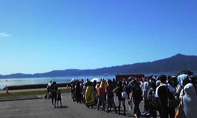 9.20 INAZUMA ROCK FES.2009 琵琶湖