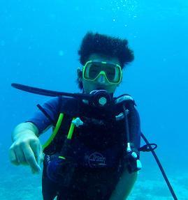 ダイビング プーケット