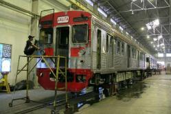 デポック電車区(2011.4.29)
