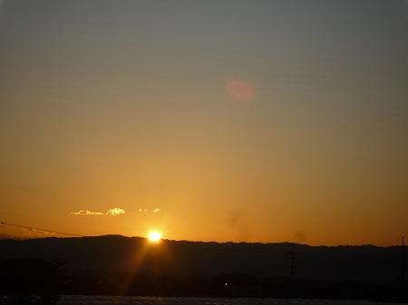 8.4夕陽