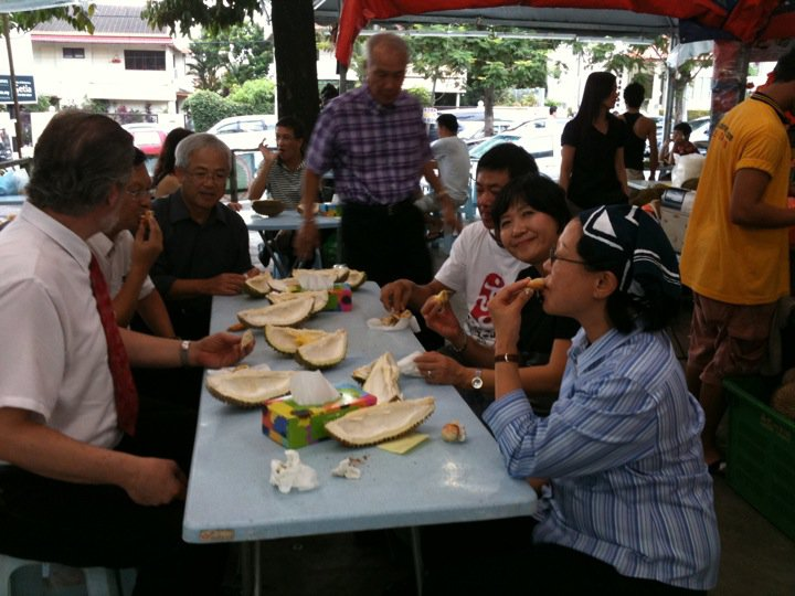 durian buffet