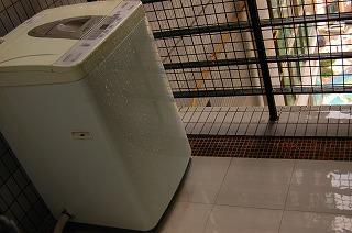 洗濯機 091019
