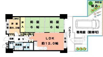 リバーサイドヴィラ姫島2