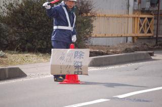 交通整理8