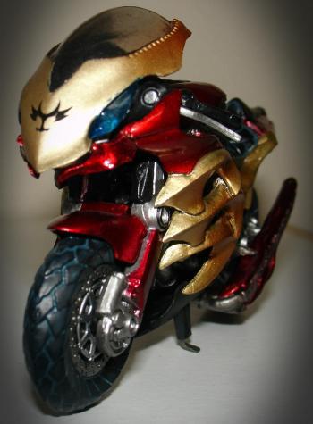 ライダーバイク