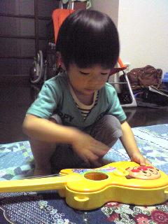 ギター弾きの王子
