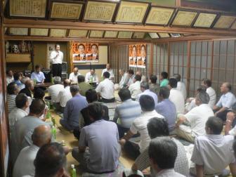 090726武蔵野ミニ集会